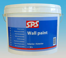 Краска Wall paint exterior/interior